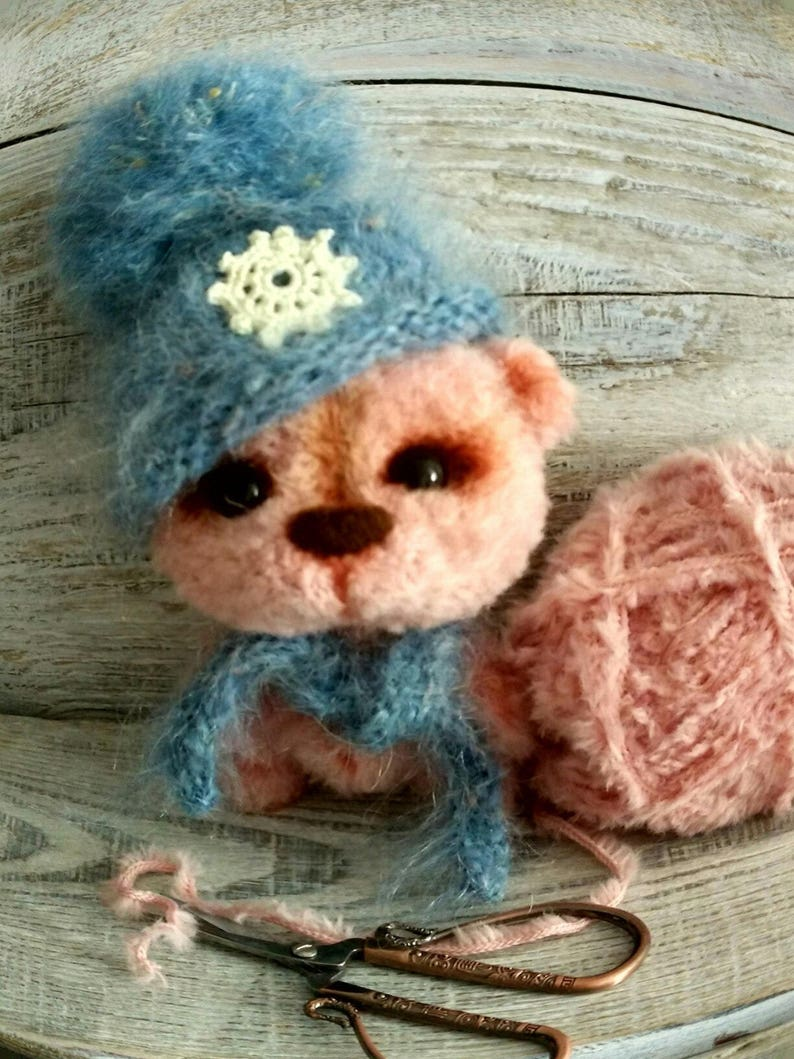 Baby Knitting Patterns Lucas the bear PDF crochet pattern. Cute ... | 1059x794