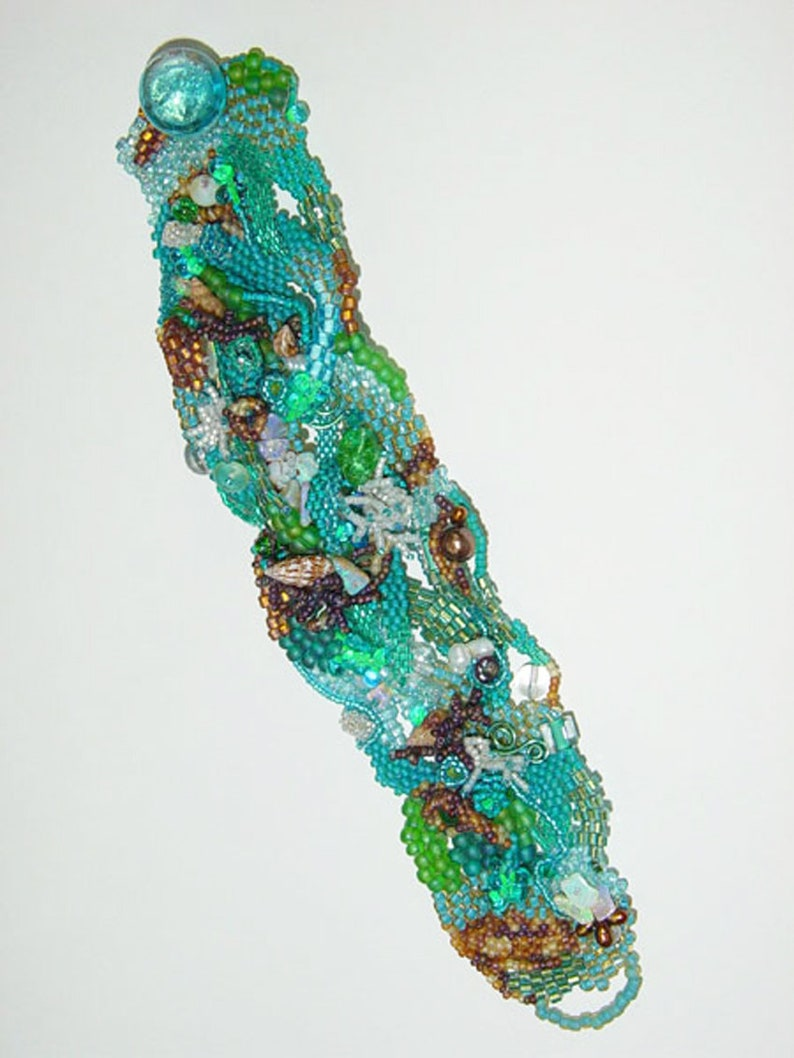 Tide Pool Sculptural Cuff Kit image 0