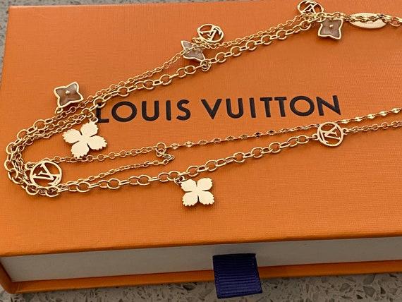 Louis Vuitton Charm Necklace