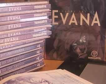 art of Evana signed