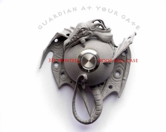 """dragon door bell """" Guardian at your gate"""""""