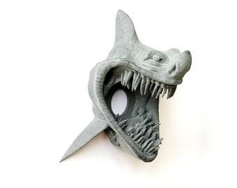 Shark  doorbell - Do it yourself version