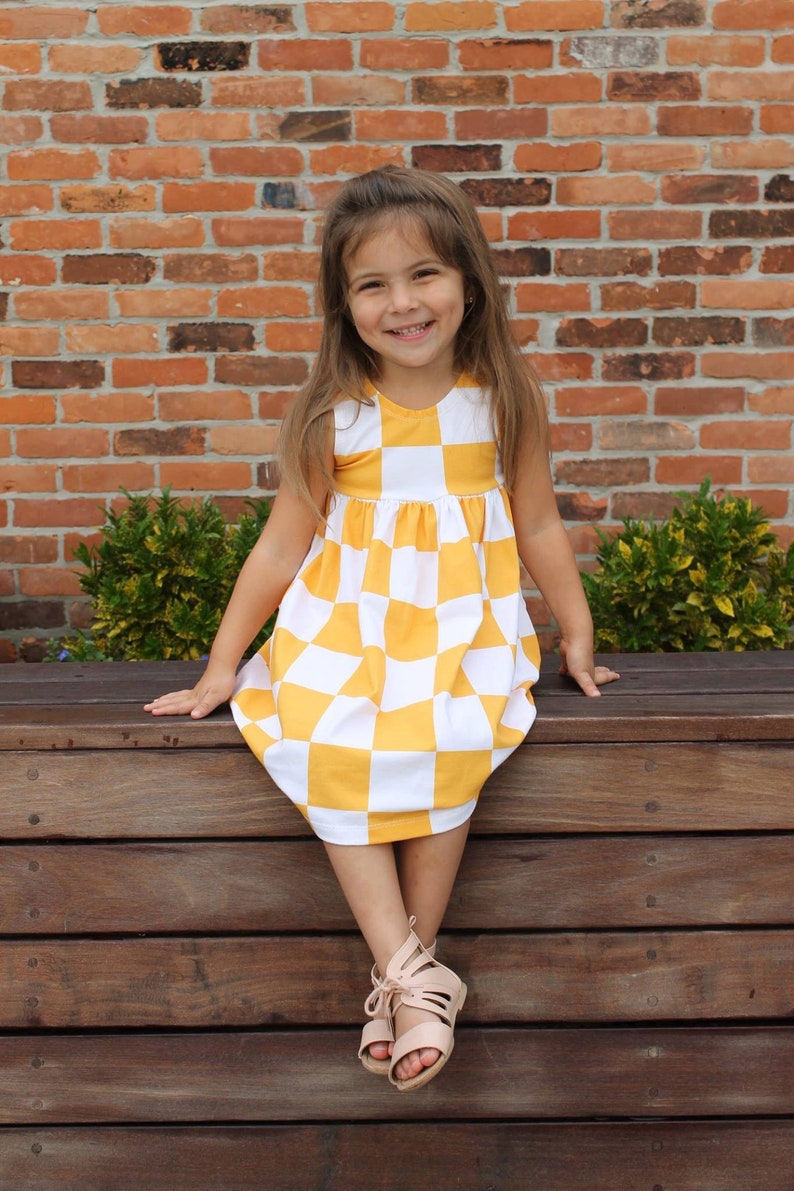 d2a4f8ccdf4c Tennessee Vols Dress game day SEC college apparel baby