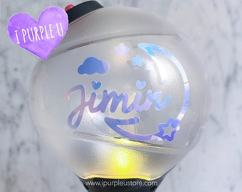 Moon / ARMY Bomb / Decal / Sticker