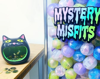 Enamel Pin // Mystery Misfit // may be slightly flawed, rare exclusives, or past designs