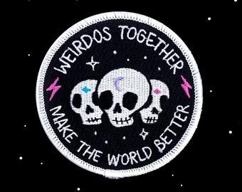 Patch // Weirdos Together