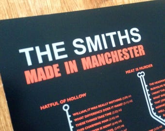 The Smiths - Made in Manchester NEW for 2018!!