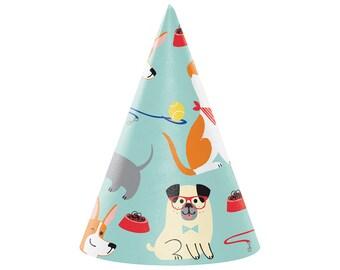 Dog Birthday Party Hats