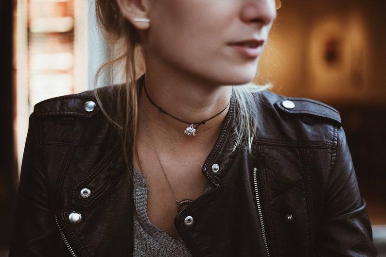 Elephant Necklace image 0