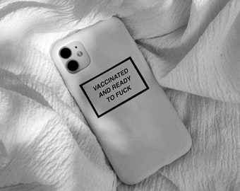 Sticker Handy Phone Cigarettelabel Black & White Clean