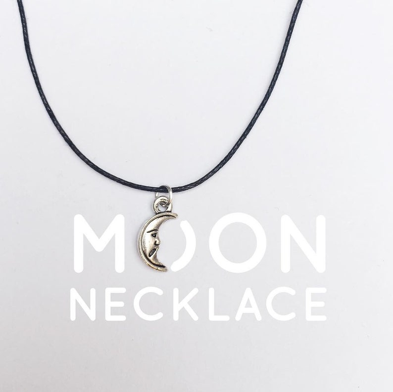 Moon Necklace image 0