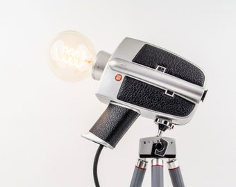 "Camera Lamp Super 8 ""Braun C1M"""