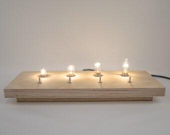 Modern Advent Light - Design Advent Light - Advent Wreath Modern - Safe