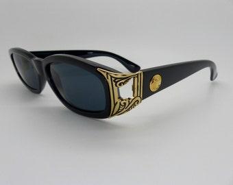 40ad87d58c1 Genuine Rare Vintage Gianni Versace Sunglasses Mod 482 Col 852 Unisex Large
