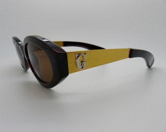 5a51d1d24d7d1 Gianni Versace Medusa Sunglasses Mod 461 A Col 900  NOS  Vintage Genuine  Rare Vintage