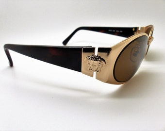 535eff82a5a3e Versace Gianni Sunglasses Mod. X30 Col. 030 Vintage Genuine New Old Stock