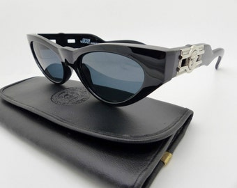 6f0de66bb2 Gianni Versace Sunglasses Mod. 476 B Col. N52 Genuine Vintage New Old Stock