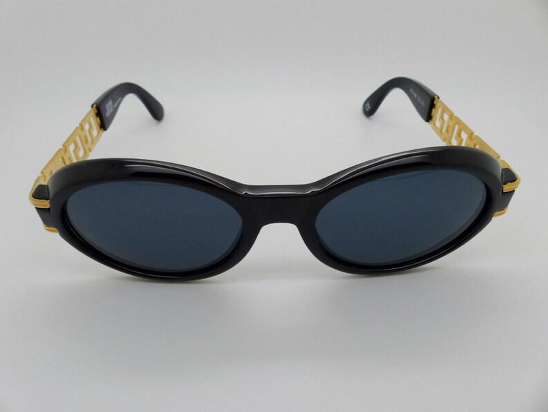 c79b3949f6b Genuine Rare Vintage Gianni Versace Medusa Sunglasses Mod 486