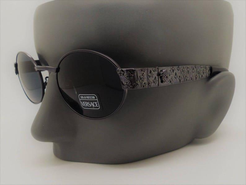 41ace47dcf5 Versace Gianni Sunglasses Mod X01 Col 58M Genuine Vintage New