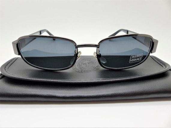 aed676a00c0 Versace Gianni Sunglasses Mod X22 Col 89M Genuine Rare Vintage