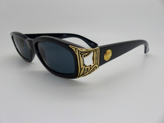 9c23ed860be Genuine Rare Vintage Gianni Versace Sunglasses Mod 482 Col 852