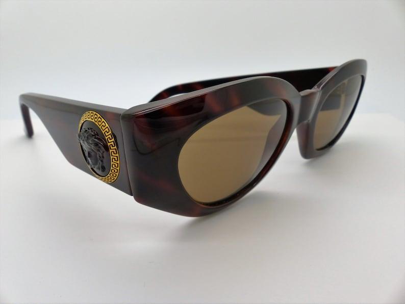 d693de2772ec Gianni Versace Sunglasses Mod 420/E Col 900 NOS/NEW Genuine   Etsy