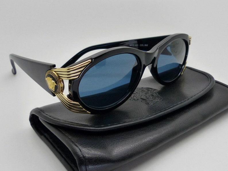 b7a1f2c8282 Gianni Versace Sunglasses Mod 423 Col 852 New Old Stock