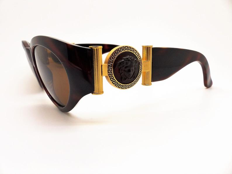 3c5538473ec Versace Gianni Sunglasses Mod. 617 B Col. 900 Genuine Rare