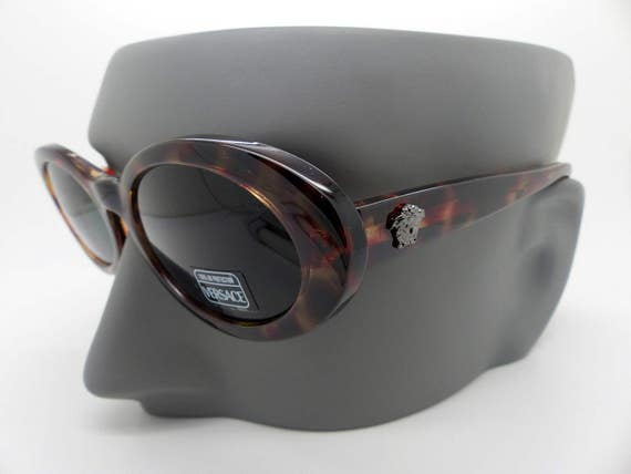 96b21a342db Gianni Versace Sunglasses Mod 451 Col 870 Genuine Vintage New