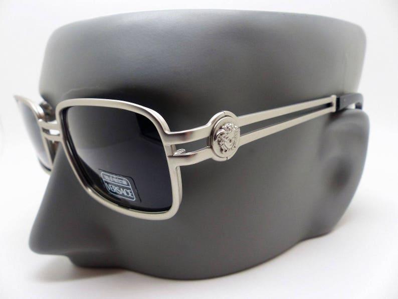7b65d6bd149 Versace Gianni Sunglasses Mod S53 Col. 22M Vintage Genuine New