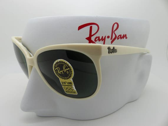 896ee14f9689d9 Vintage RayBan Frame France-Nylon Cats Bausch   Lomb   Etsy