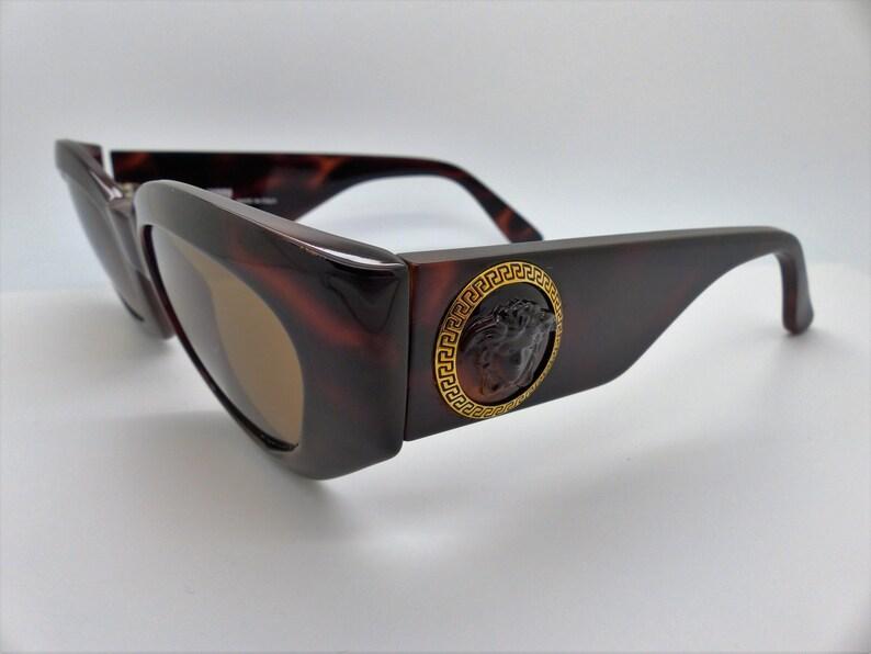 0c99126610 Gianni Versace Sunglasses Mod 420 E Col 900 NOS NEW Genuine