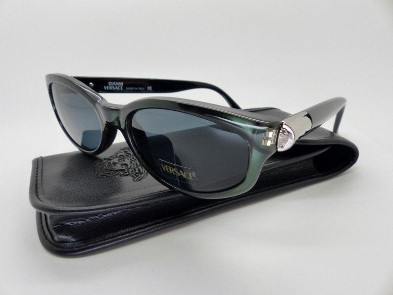 46d34a87ffd Gianni Versace Sunglasses Mod. 614 M Col 350 Genuine Vintage