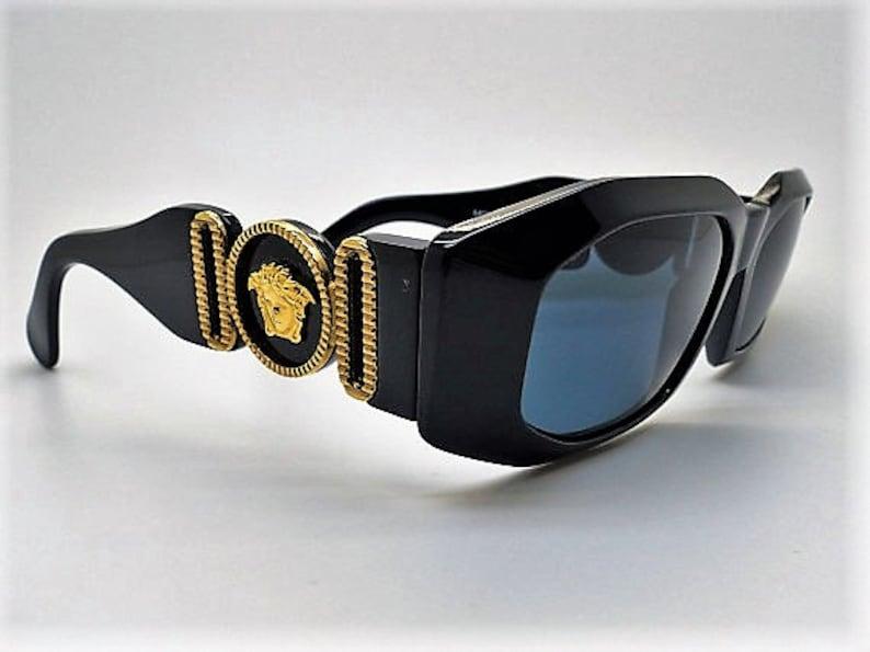 8e954b4ed36 Versace Gianni Sunglasses Mod. 414 B Col. 852 Genuine Rare