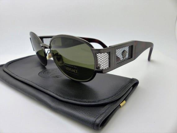 df39c9a79af Gianni Versace Sunglasses Mod X27 M Col 62M Very Rare Genuine