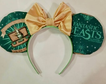 Fantastic Beasts and Where to Find Them Harry Potter ears