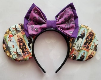 Haunted Mansion Stretching portrait ears