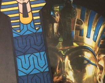 Egyptian Pharaoh Bookmark