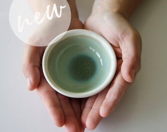 Handmade, pottery, bowls, sauce bowls, fair trade
