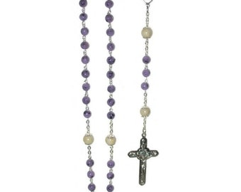 Rosary Custom made from your Flowers