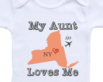 e0fc9fc2551 Aunt baby onesie Aunt baby clothes Auntie gifts for niece Aunt and nephew  gift Aunt Onsies Nephew Gift Aunt and Niece Gift Auntie Onesie