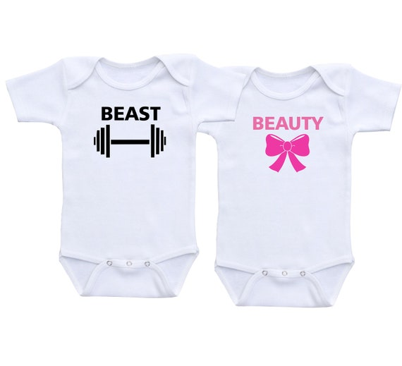 Baby Girls Gift Copy Twins Onesie Sets Shower Gift Hand Painted Onesies Personalized Onesies Baby Boys Gift Paste