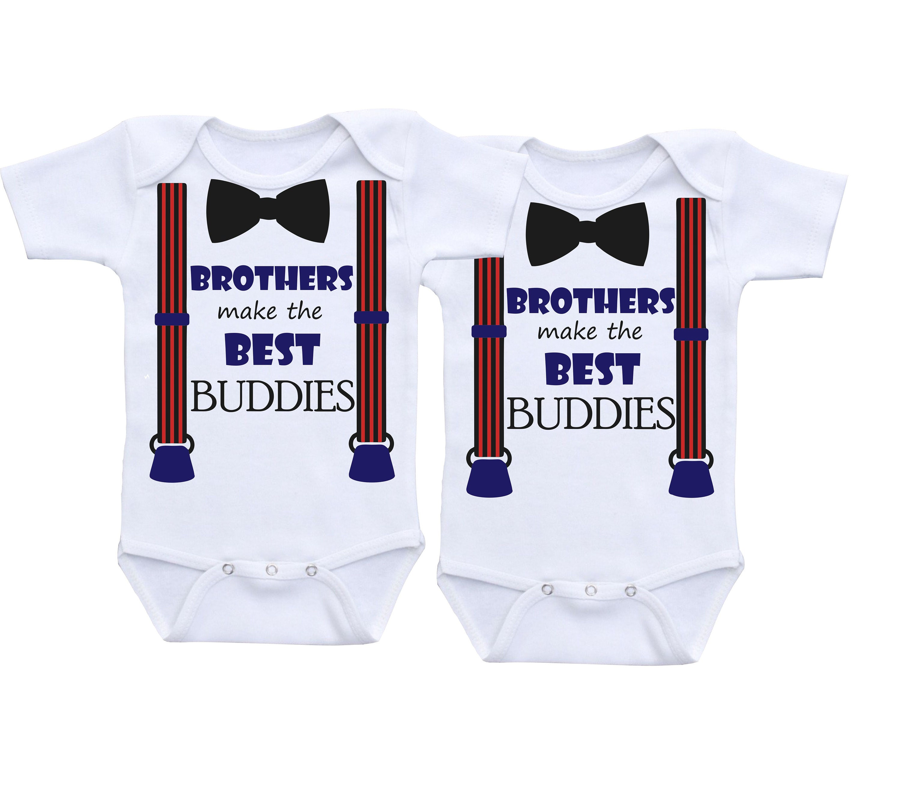 7efe562847d Twin onesies twin baby gift twins onesies twin boy outfits etsy jpg  3000x2675 Twin baby boy