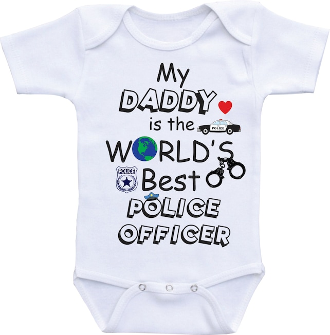baby police outfit police daddy police officer dad police etsy