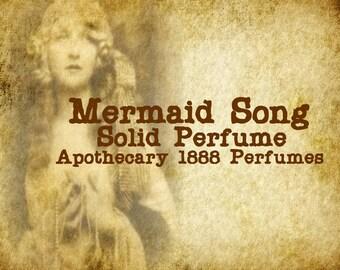 Mermaid Song Solid Perfume