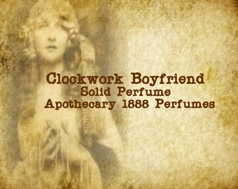 Clockwork Boyfriend Solid Perfume