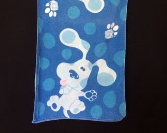 Retired Blues Clues towel, Blues Clues towel, Blues Clues Children's bath towel, Blues Clues Beach towel