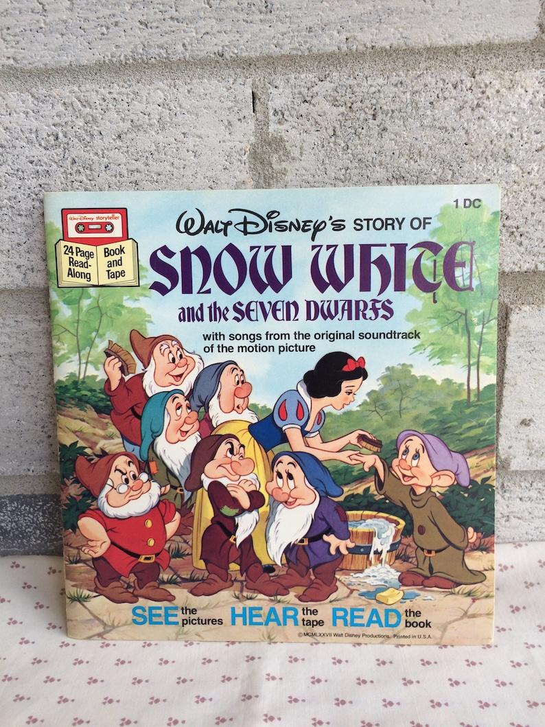 Snow White And The Seven Dwarfs Book