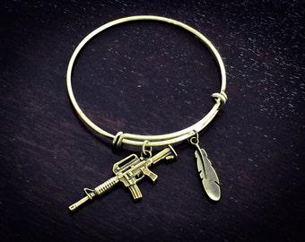 AR-15 bracelet