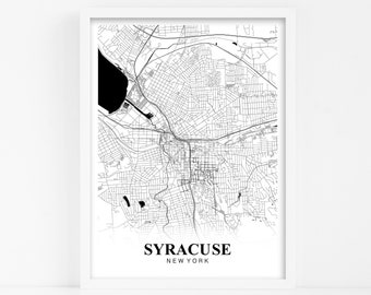 picture relating to Syracuse Basketball Schedule Printable identified as Syracuse printable Etsy